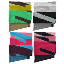 graphic jersery scarves