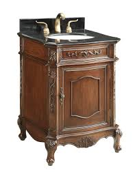 24 vanity with granite top. adelina 24 inch antique bathroom vanity sink black granite with size 1190 x 1500 top