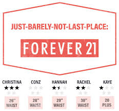 forever 21 plus size chart we tested 24 pairs of affordable skinny jeans and these are the best