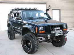 1997 Jeep Cherokee Light Bar 1997 Jeep Cherokee Xj Pictures Information And Specs