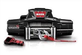 collections dsi performance zeon 10 platinum warn winch w roller fairlead wire rope