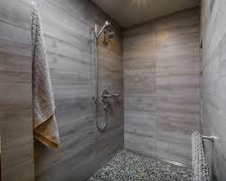 bathroom floor tile plank. Plank Flooring For Bathroom Traditional Shower With Stone Floor Ceramic Tile About
