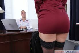 Office Lady Aidra Fox Cum Blasted By Doctor At Work Lustful Clinic.