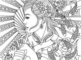 Fantasy Coloring Pages For Adults Gallery Unique Themindfuljourney
