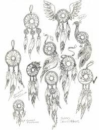 How To Draw A Dream Catcher how to draw dream catchers step by step Google Search Dream 44