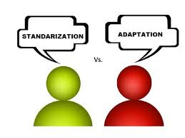 standardisation vs adaptation in international marketing  the essay is completed by drawing conclusions on standardisation vs adaptation debate and its relevance to the modern marketplace