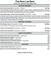 sample resume for customer service representative in bank sample bank  teller resume sample resume and free