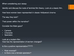 feminism film theory 9