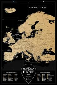"Скретч-<b>карта 1DEA.me</b> ""<b>Travel map</b> Black Europe"" ukr - 360 грн ..."