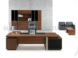 walnut office furniture. New Modern Walnut Office Furniture Manager Desk (SZ-OD331) I