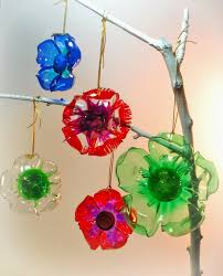 Decorated Plastic Bottles Decoration With Plastic Bottles 60 DIY Decorating Ideas With 18