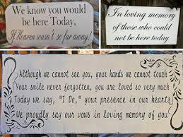 in memory: honoring loved ones | landlocked bride® | midwest + ... via Relatably.com