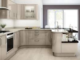 White High Gloss Kitchen Cabinets Formidable High Gloss Kitchen Cabinets Intended For High Gloss
