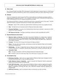 References In Resume Resume Badak