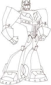 Small Picture Transformers Prime Coloring Pages Knockout Virtrencom