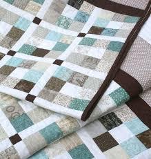 Best 25+ Quilt making ideas on Pinterest | Quilting, Beginner ... & Jelly Roll Quilt Pattern PDF 5 sizes Crib to King by MackandMabel Adamdwight.com