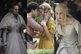 Wedding Dress Designer Games Game Of Thrones Costume Designer Michele Clapton Tells Us