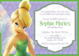 Tinkerbell Invitation Free Tinkerbell Invitations Magdalene Project Org