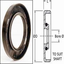 Rubber Oil Seals Hydraulic Rubber Oil Seal Industrial Oil