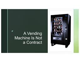 Vending Machine Laws Cool Deatherage Presentation Blockchain Cryptocurrency Smart Contracts A