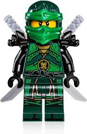 Amazon.com: LEGO Ninjago - Lloyd Hands of Time (with Dual Swords ...