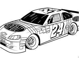 Best Race Cars Coloring Pages Dreadeorg