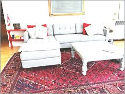 rug size under queen bed king area to fit u what how place living room guide