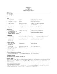 beginner resume template best template design resume template actor resume sample resume sample pdf sample resume nse09wfk