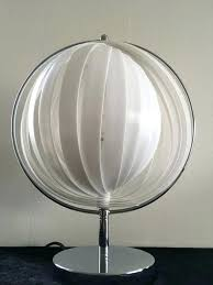 moon table lamp design after a design by moon table lamp panton moon table lamp