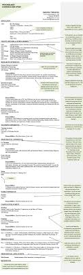 Resume Examples For Psychology Majors Psychology CV and Resume Samples Templates and Tips 9