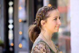 Quick Cute Ponytail Hairstyles Dutch Accent Ponytail Short Hairstyles Cute Girls Hairstyles