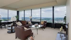 Living Room Furniture Kansas City One Park Place Condo 1401 Luxury Living Of Kansas City