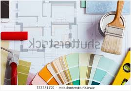 Interior Paint Design tool  Decorator Stock Photos Images Pictures  Shutterstock