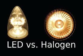 led lights vs halogen led halogen