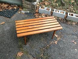 slat coffee table slat coffee table slat coffee table mid century