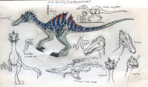 Dinosaur Sizes Comparison Chart 1980183 Alicorn Artist Smcho1014 Colored Pencil Drawing