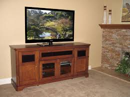 samsung tv on stand. dcv-7434 tv stand shown with 55\ samsung tv on