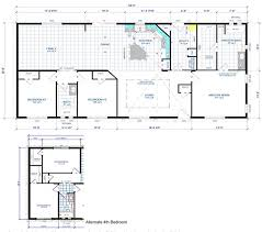 24 x 48 double wide homes floor plans 24 best land homes for images on