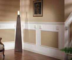 chair rail wainscoting. Chair Rail In The Entry Wainscoting
