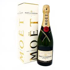 moët chandon impérial brut chagne in gift box