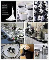 inspiration board black and white bridal shower bridal showers Wedding Favor Ideas Black And White a beautiful dinner idea to ask the bridal party to be in the wedding! such wedding favor ideas black and white