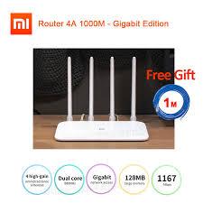 <b>Xiaomi Mi</b> Router 4A Gigabit <b>Edition</b> WiFi High Gain APP Control ...