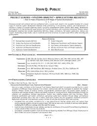 Clinical Data Analyst Resume Program Sample 2018 20979