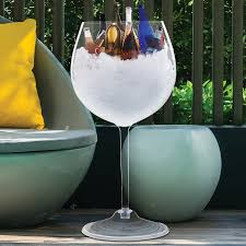 giant plastic wine glass decoration designs