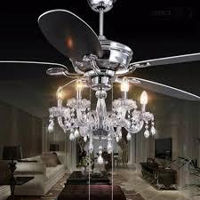 lighting good looking crystal chandelier ceiling fan 10 light for fans photo 9 plans crystal chandelier