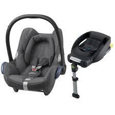 maxi cosi cabriofix car seat base sparkling grey