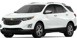 How Many Color Options Are There For The 2019 Chevy Equinox