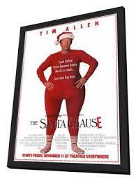 the santa clause 1994 poster. Brilliant The The Santa Clause  27 X 40 Movie Poster Style A In Deluxe Wood On 1994 A