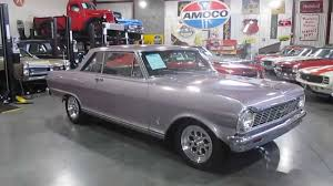 SOLD*** 1965 Chevy II, 283, 4 Speed, Matching engine, Color, For ...