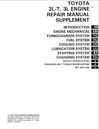 2LT 3L Engine Repair Manual Supplement - [PDF Document]